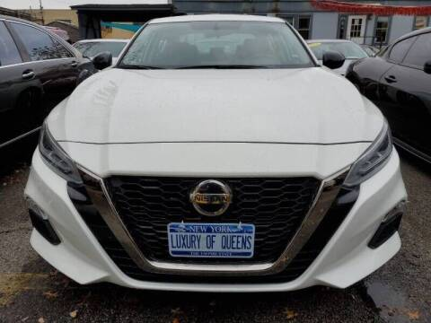 2019 Nissan Altima for sale at LUXURY OF QUEENS,INC in Long Island City NY