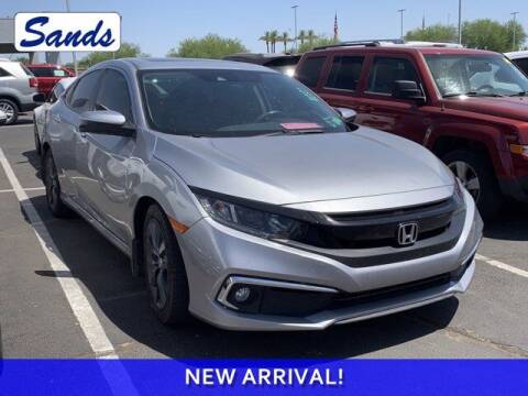 2019 Honda Civic for sale at Sands Chevrolet in Surprise AZ