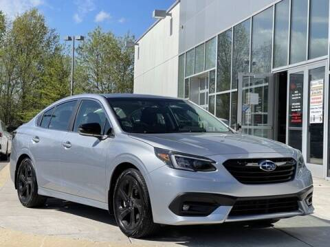 2021 Subaru Legacy for sale at Renn Kirby Kia in Gettysburg PA