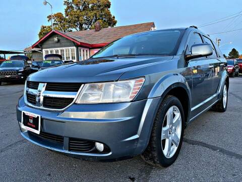 2010 Dodge Journey for sale at Valley VIP Auto Sales LLC in Spokane Valley WA