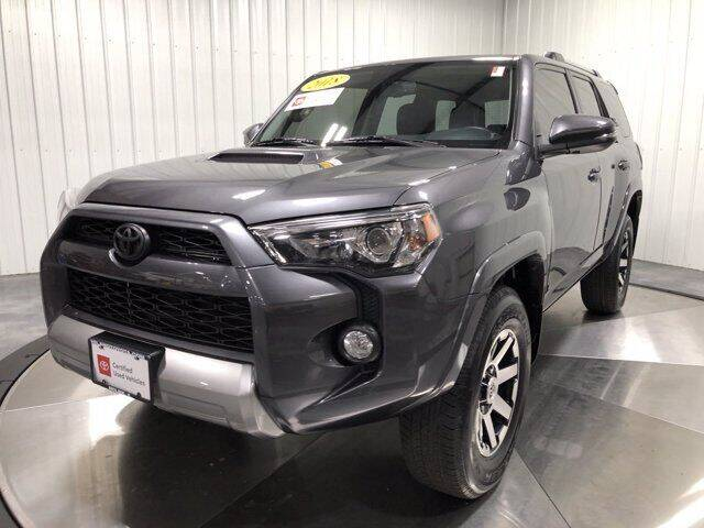 2018 Toyota 4Runner for sale at HILAND TOYOTA in Moline IL