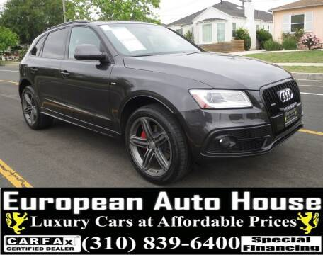 2014 Audi Q5 for sale at European Auto House in Los Angeles CA