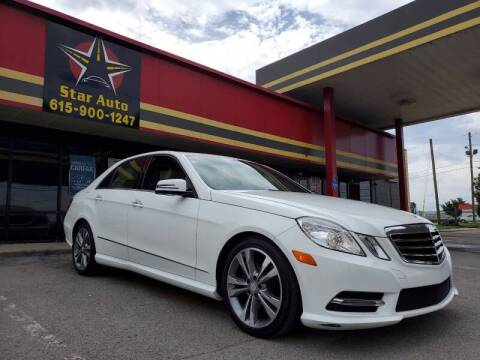 2013 Mercedes-Benz E-Class for sale at Star Auto Inc. in Murfreesboro TN