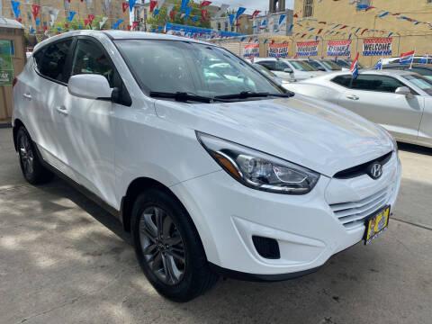 2015 Hyundai Tucson for sale at Elite Automall Inc in Ridgewood NY