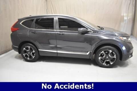 2018 Honda CR-V for sale at Vorderman Imports in Fort Wayne IN
