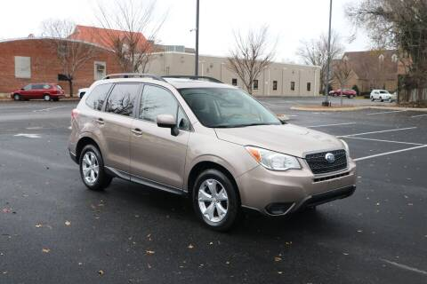 2014 Subaru Forester for sale at Auto Collection Of Murfreesboro in Murfreesboro TN