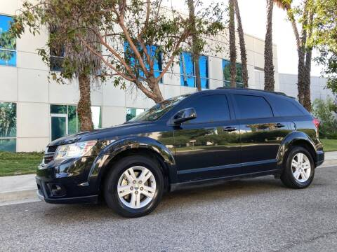 2012 Dodge Journey for sale at Trade In Auto Sales in Van Nuys CA