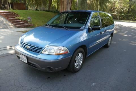 2002 Ford Windstar for sale at Altadena Auto Center in Altadena CA