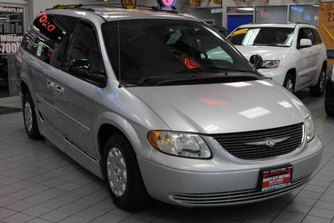2004 Chrysler Town and Country for sale at Windy City Motors in Chicago IL