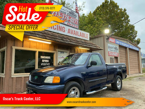2004 Ford F-150 Heritage for sale at Oscar's Truck Center, LLC in Houston TX