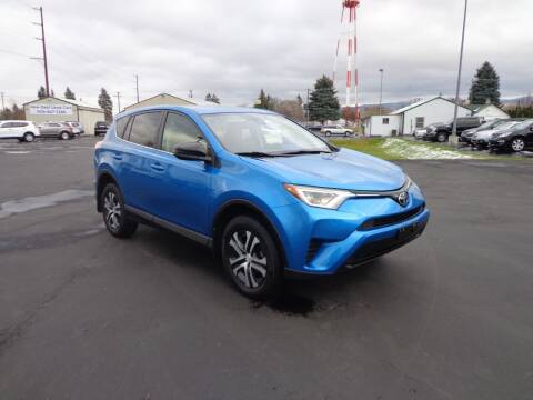 2018 Toyota RAV4 for sale at New Deal Used Cars in Spokane Valley WA
