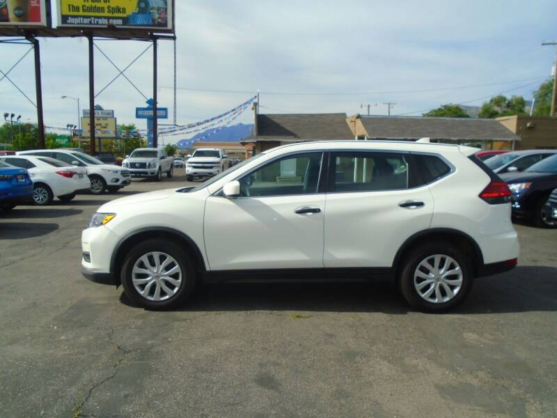 2017 Nissan Rogue for sale at Smart Buy Auto Sales in Ogden UT