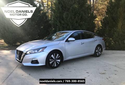 2019 Nissan Altima for sale at Noel Daniels Motor Company in Brandon MS
