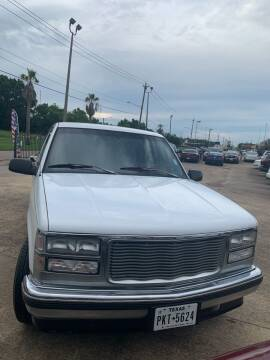1992 Chevrolet C/K 1500 Series for sale at Houston Auto Emporium in Houston TX