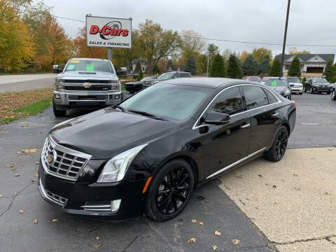 2013 Cadillac XTS for sale at D-Cars LLC in Zeeland MI