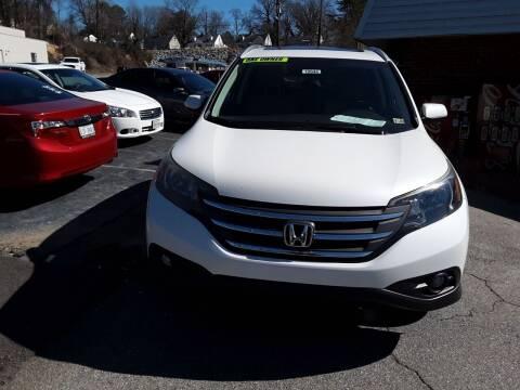 2014 Honda CR-V for sale at Auto Villa in Danville VA