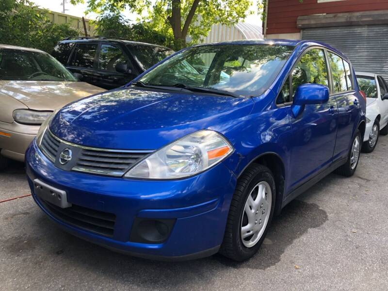 2009 Nissan Versa for sale in Island Park, NY