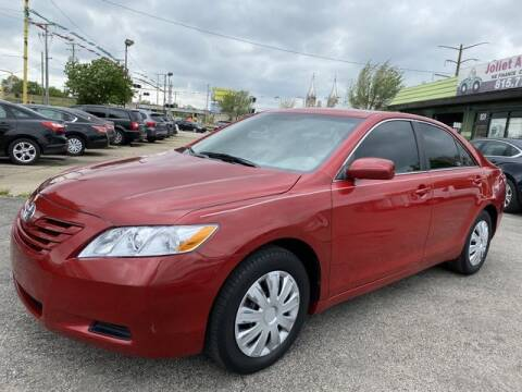 2007 Toyota Camry for sale at Joliet Auto Center in Joliet IL