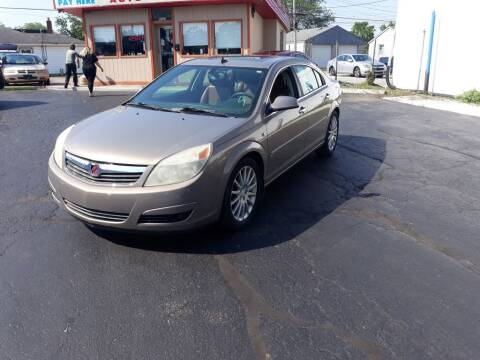 2007 Saturn Aura for sale at Flag Motors in Columbus OH