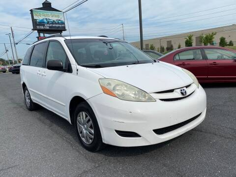 2006 Toyota Sienna for sale at A & D Auto Group LLC in Carlisle PA