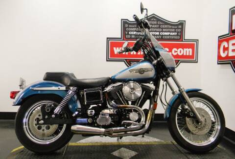 1994 Harley-Davidson DYNA LOW RIDER for sale at Certified Motor Company in Las Vegas NV