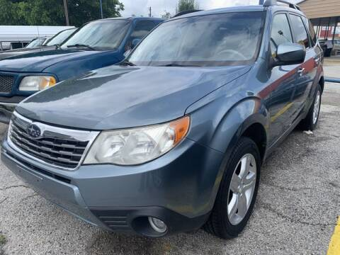 2009 Subaru Forester for sale at The Kar Store in Arlington TX