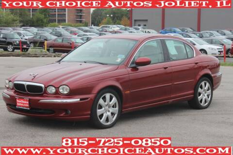 2004 Jaguar X-Type for sale at Your Choice Autos - Joliet in Joliet IL
