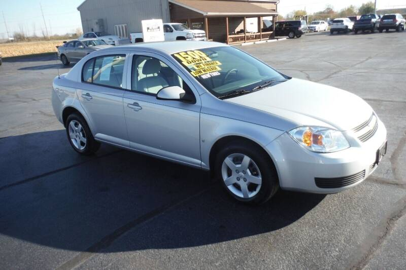 2007 Chevrolet Cobalt for sale at Bryan Auto Depot in Bryan OH