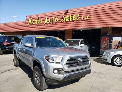 2016 Toyota Tacoma for sale at Marys Auto Sales in Phoenix AZ