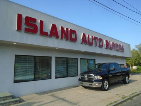 2016 RAM Ram Pickup 1500 for sale at Island Auto Buyers in West Babylon NY