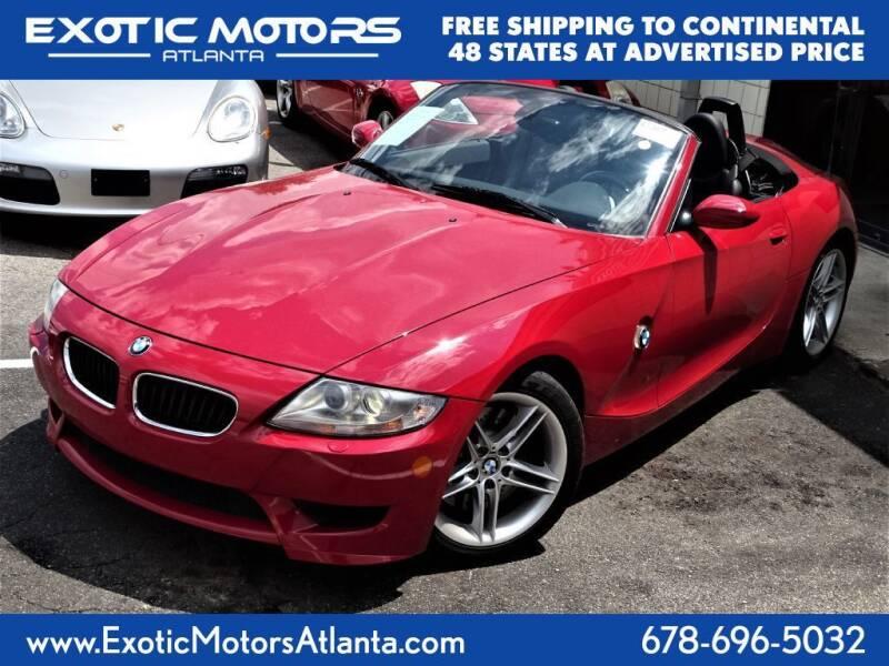 2008 BMW Z4 M for sale in Gainesville, GA