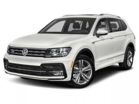 2019 Volkswagen Tiguan for sale at DAVID McDAVID HONDA OF IRVING in Irving TX