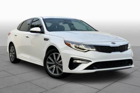 2019 Kia Optima for sale at CU Carfinders in Norcross GA