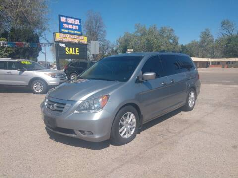 2008 Honda Odyssey for sale at Right Choice Auto in Boise ID