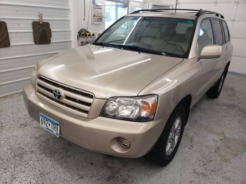 2007 Toyota Highlander for sale at Jem Auto Sales in Anoka MN
