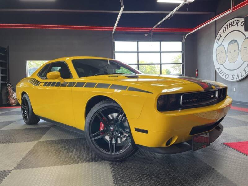 2010 Dodge Challenger for sale at The Other Guys Auto Sales in Island City OR