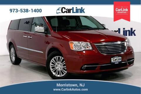 2013 Chrysler Town and Country for sale at CarLink in Morristown NJ