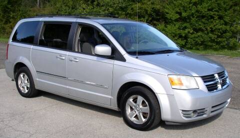 2008 Dodge Grand Caravan for sale at Angelo's Auto Sales in Lowellville OH