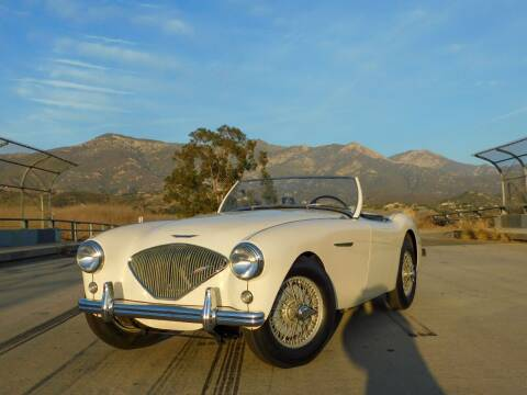 1954 Austin-Healey 100 for sale at Milpas Motors in Santa Barbara CA