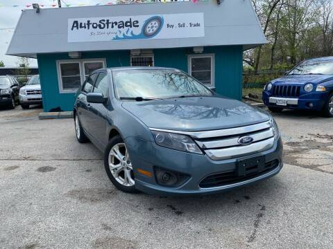 2012 Ford Fusion for sale at Autostrade in Indianapolis IN