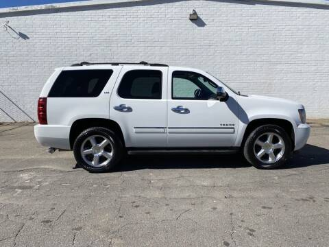 2011 Chevrolet Tahoe for sale at Smart Chevrolet in Madison NC