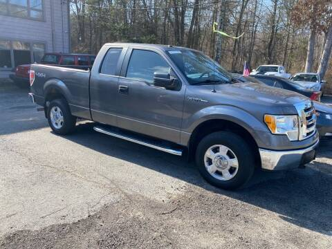 2010 Ford F-150 for sale at Mike's Auto Sales in Westport MA