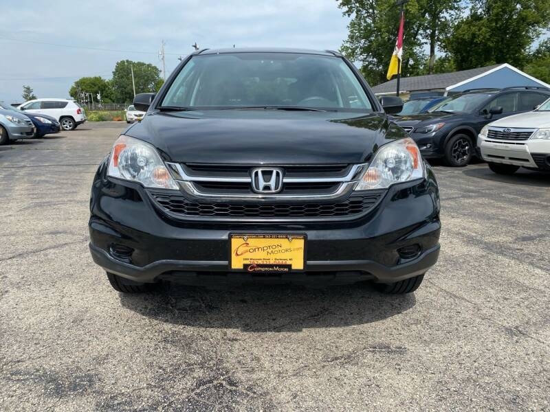 2010 Honda CR-V for sale at COMPTON MOTORS LLC in Sturtevant WI