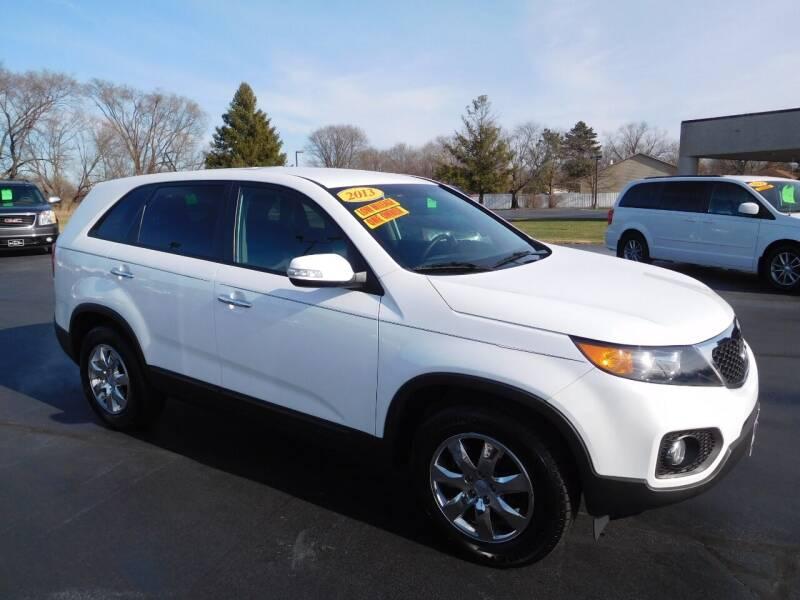 2013 Kia Sorento for sale at North State Motors in Belvidere IL