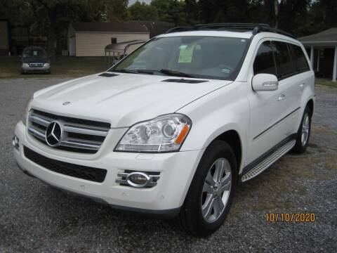 2008 Mercedes-Benz GL-Class for sale at Lang Motor Company in Cape Girardeau MO