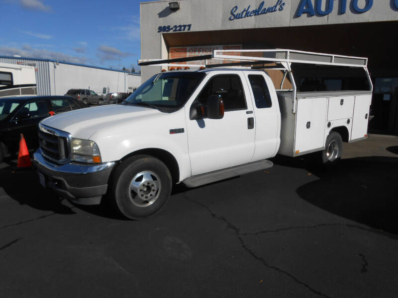 2004 Ford F-350 Super Duty for sale at Sutherlands Auto Center in Rohnert Park CA