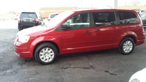 2008 Chrysler Town and Country for sale at Elite Auto Sales in Willowick OH