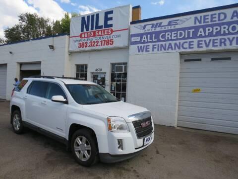 2014 GMC Terrain for sale at Nile Auto Sales in Denver CO