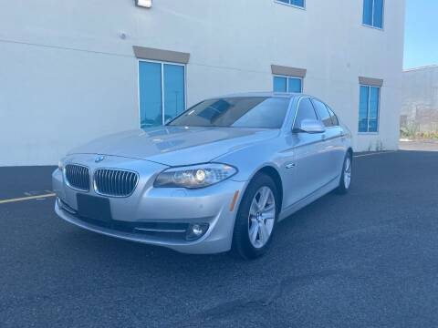 2013 BMW 5 Series for sale at CAR SPOT INC in Philadelphia PA