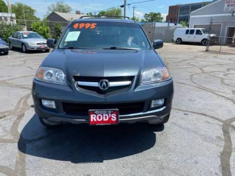 2004 Acura MDX for sale at Rod's Automotive in Cincinnati OH